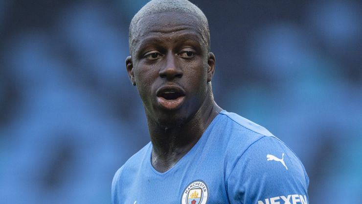 Manchester City's Benjamin Mendy charged with four counts of rape