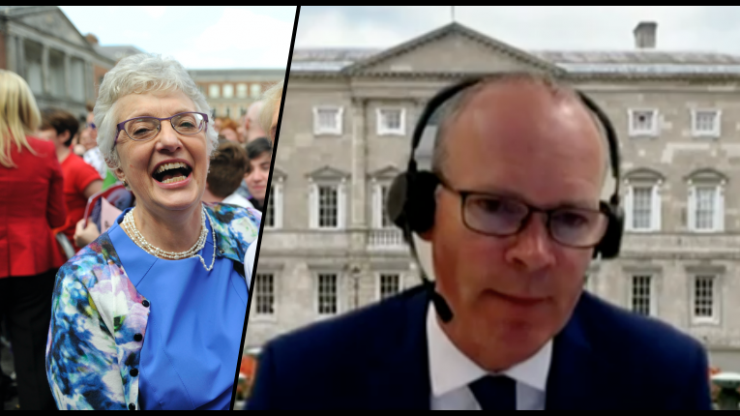 """Simon Coveney says Zappone did not ask for job """"at any stage"""" as he apologises for """"sloppiness"""" of answers"""