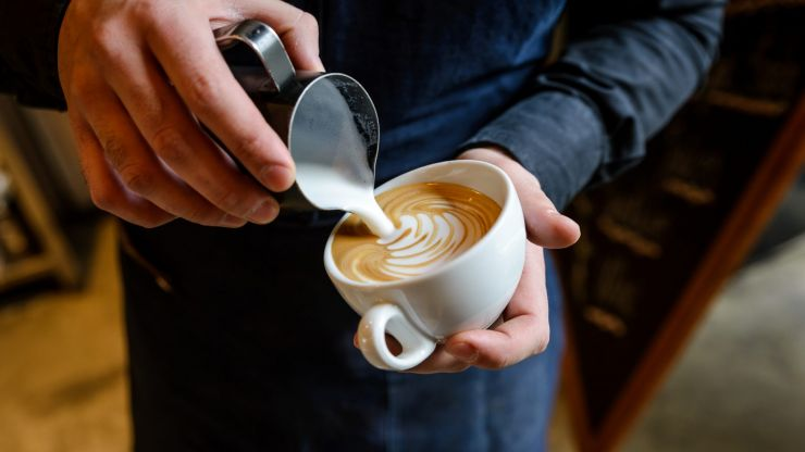 COMPETITION CLOSED: WIN an amazing state-of-the-art coffee machine and a year's supply of free coffee beans