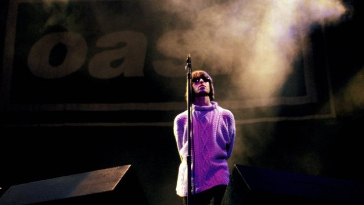 WATCH: Oasis release previously unseen live version of 'Live Forever'