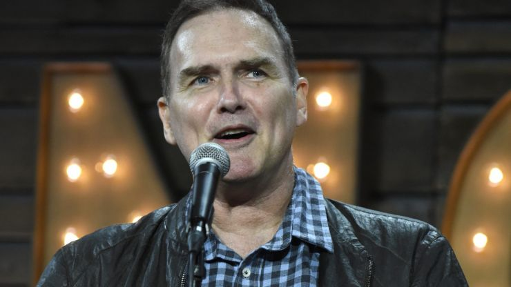 Comedian Norm Macdonald dies aged 61 after battle with cancer