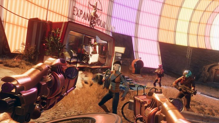 Deathloop review: The lovechild of BioShock and Dishonored