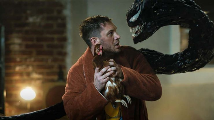 Venom: Let There Be Carnage is the most homoerotic blockbuster since Top Gun