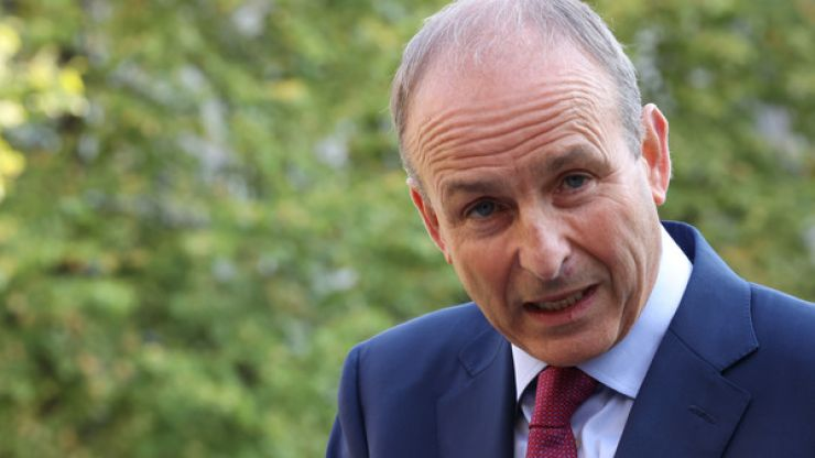 """Government doing """"everything possible"""" to ensure safe return of Irish citizens in Kabul, says Micheál Martin"""