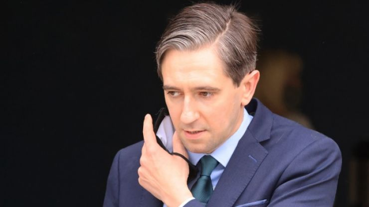 Simon Harris is absolutely not having any of these leak accusations