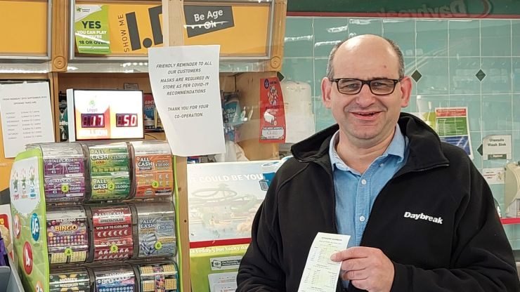 Kerry Lotto player one number shy of winning third highest jackpot in Irish history