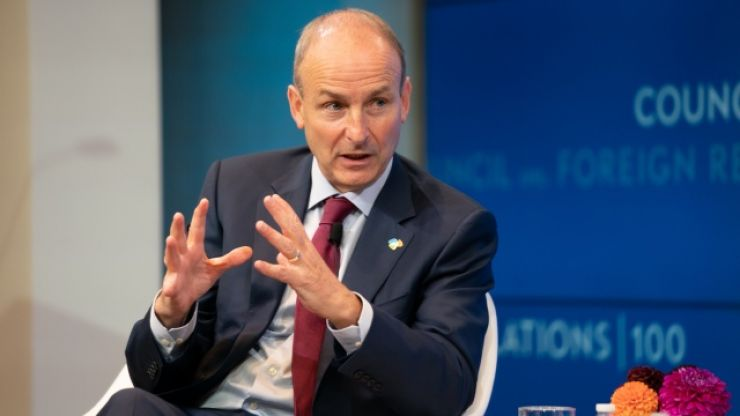 """Micheál Martin says Government """"not contemplating going backwards"""" on Covid-19 restrictions"""