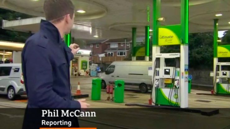 BBC reporter Phil McCann responds after going viral
