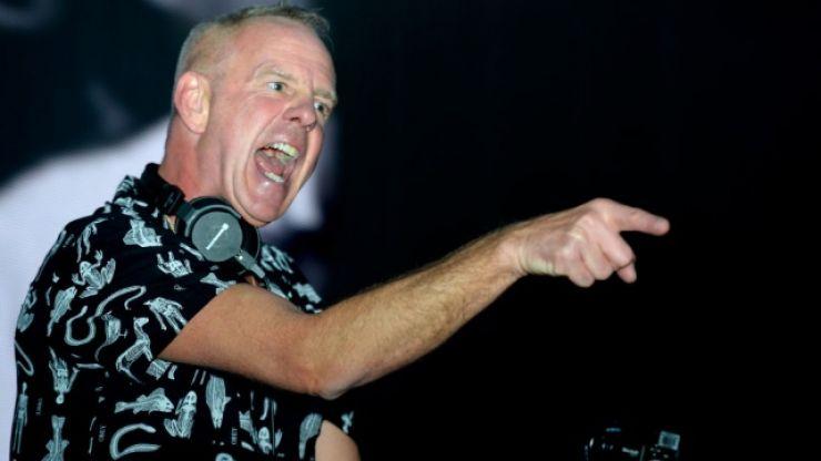 Fatboy Slim announces two major Irish shows for 2022