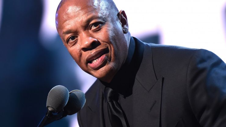 """Dr Dre """"doing great"""" after suffering brain aneurysm"""