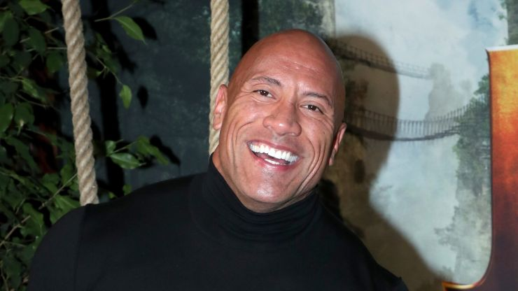 Dwayne 'The Rock' Johnson responds to being named Most Likeable Person in the World