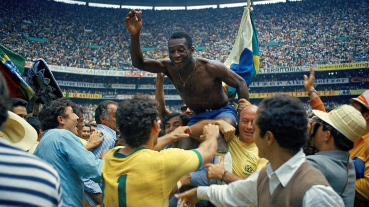 A documentary about Pelé is coming to Netflix next month