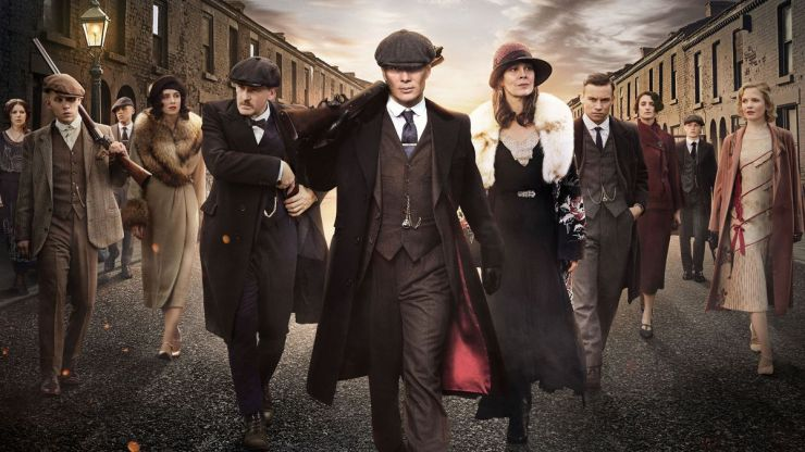 The Peaky Blinders movie has been confirmed and it will conclude the series