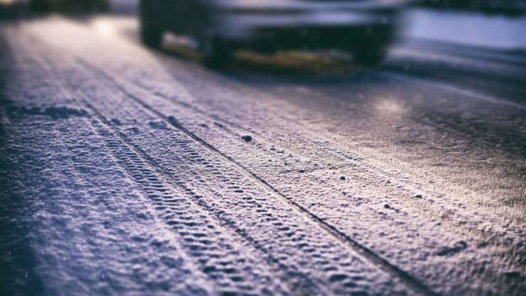"""Drivers told to exercise 'extreme caution' due to """"very icy conditions"""""""