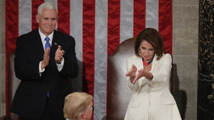 Nancy Pelosi says House will proceed with impeaching Donald Trump