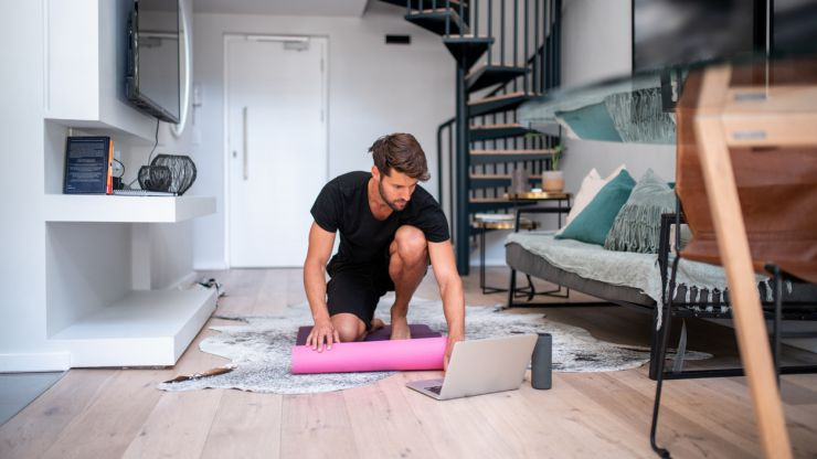 Five exercises you can do at home, no gym equipment required