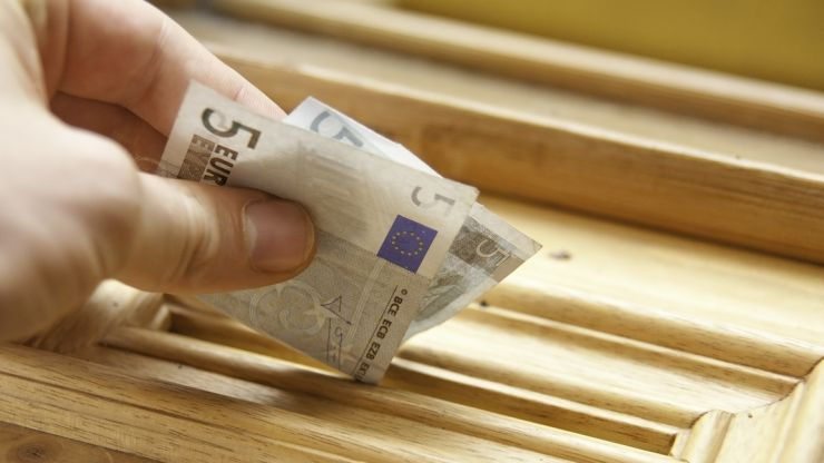 Man arrested for fishing envelopes out of church collection boxes in Cork