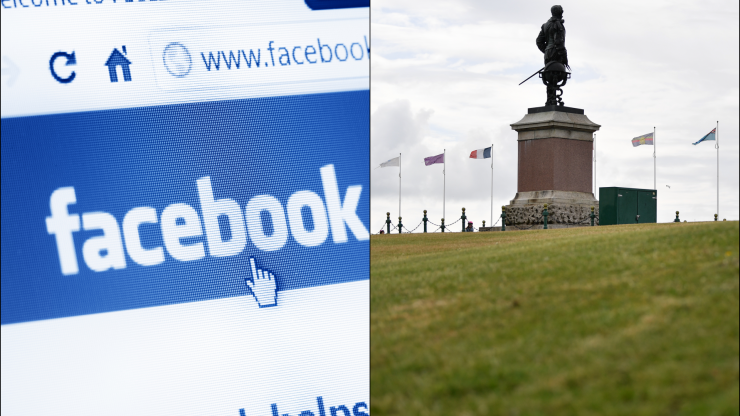 Facebook apologises for flagging 'Plymouth Hoe' as offensive term