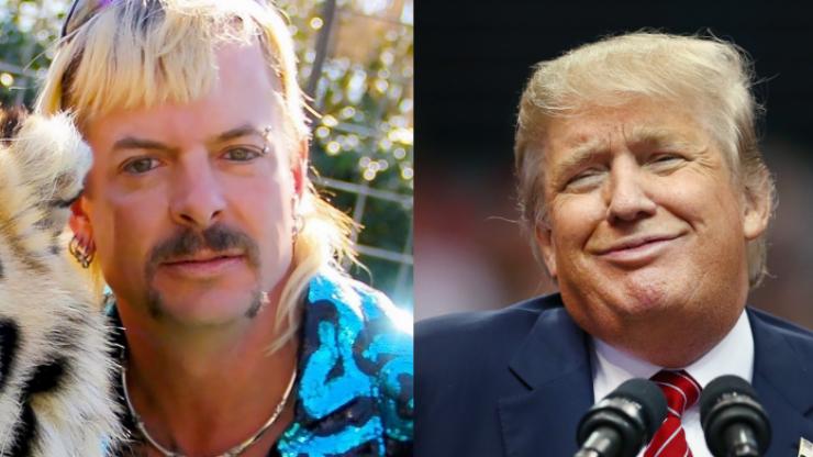 Joe Exotic fails to receive pardon from US president Donald Trump