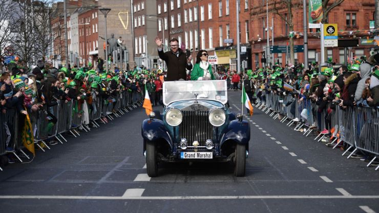 Virtual parade to replace official St. Patrick's Day parade this year