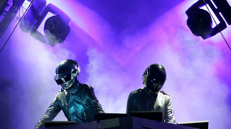 Daft Punk confirm split after 28 years