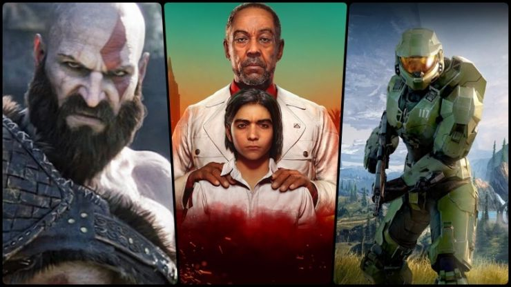 The 10 most anticipated games confirmed for release in 2021