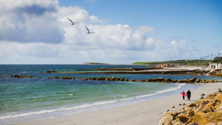 Met Éireann predicts dry, bright, and sunny weekend