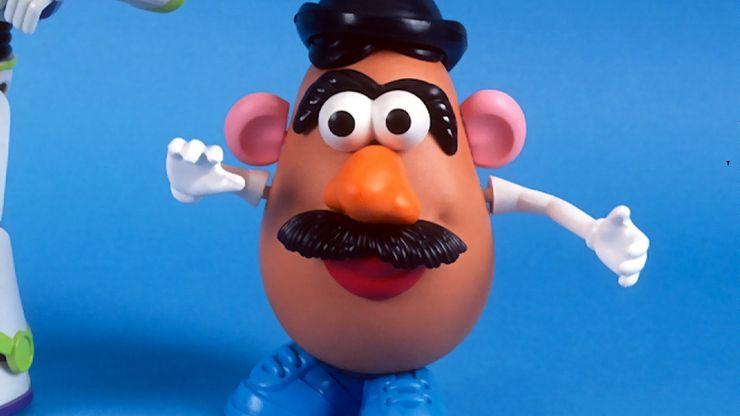 Hasbro announces that Mr Potato Head is now gender neutral