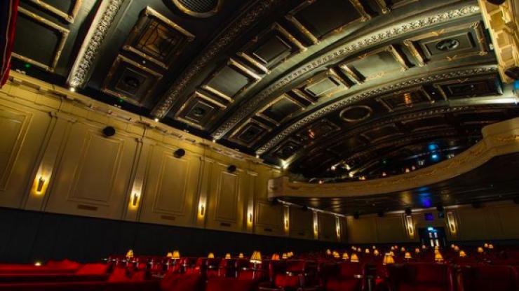 Irish cinema named one of the 50 most beautiful cinemas in the world