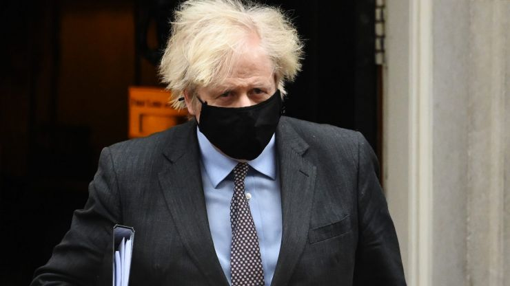 This is Boris Johnson's roadmap out of lockdown for the UK, in full