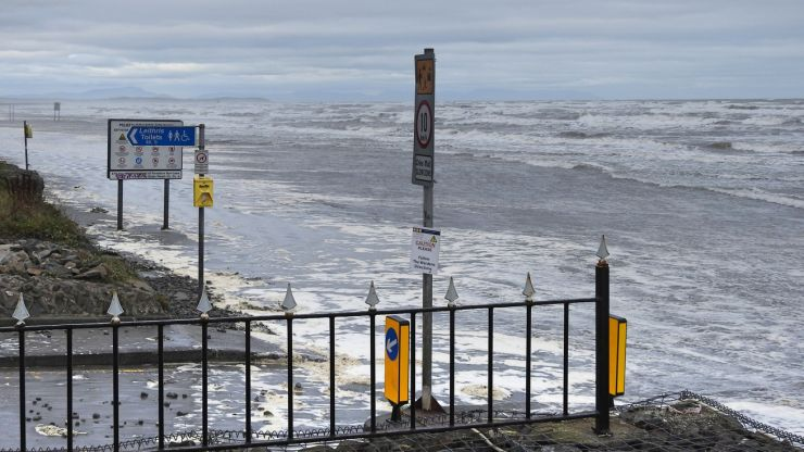 Met Éireann issues weather warning for all of Ireland
