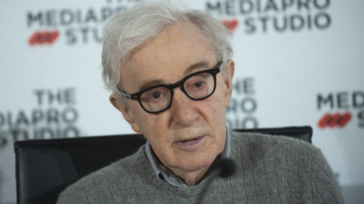 """Woody Allen dubs new Dylan and Mia Farrow documentary """"shoddy hit piece"""""""