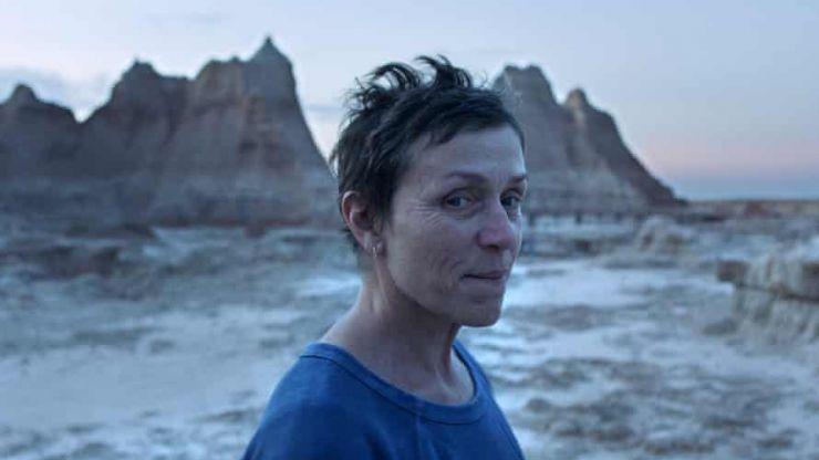 Golden Globe Best Picture-winner Nomadland heading straight to Disney+ in Ireland