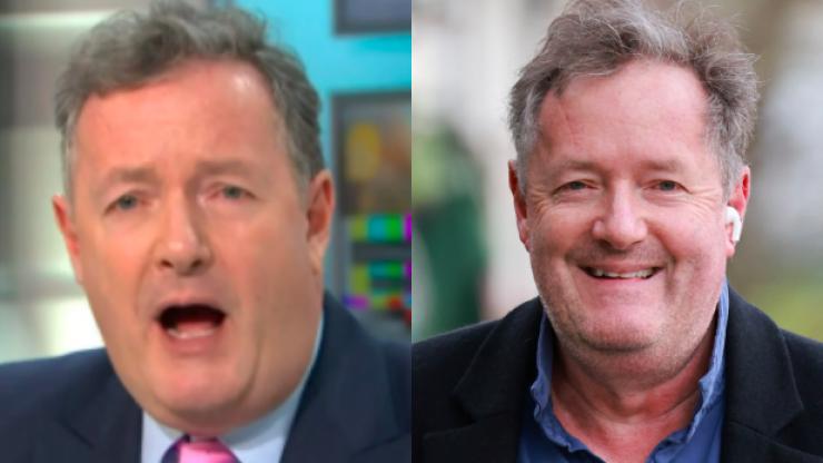 Piers Morgan in '£10m bidding war' after Good Morning Britain exit