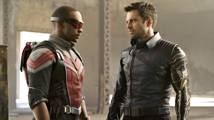 The Ultimate Marvel Quiz: Falcon and the Winter Soldier