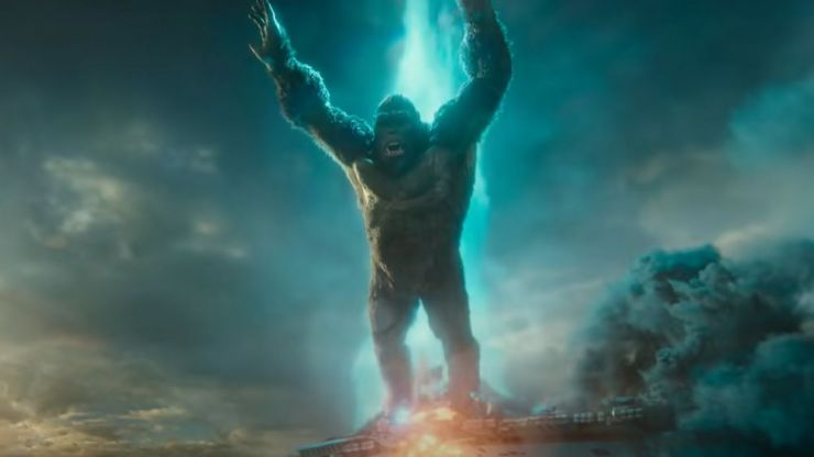 Godzilla vs. Kong review: somehow even dumber than you could ever imagine