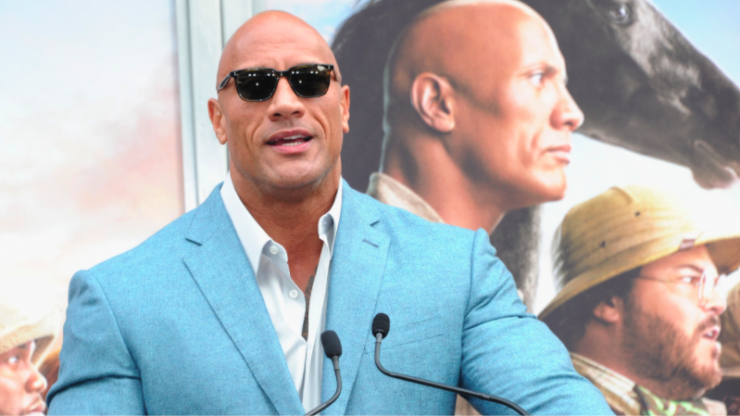 The Rock's leg day routine is one of the toughest workouts ever