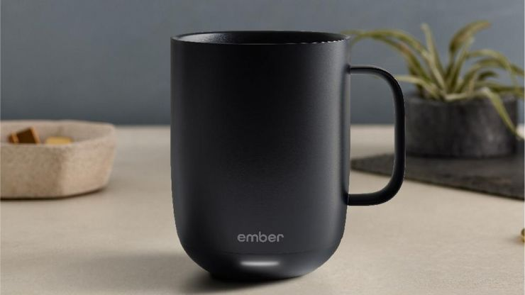Tech Corner: I no longer have to microwave my coffee