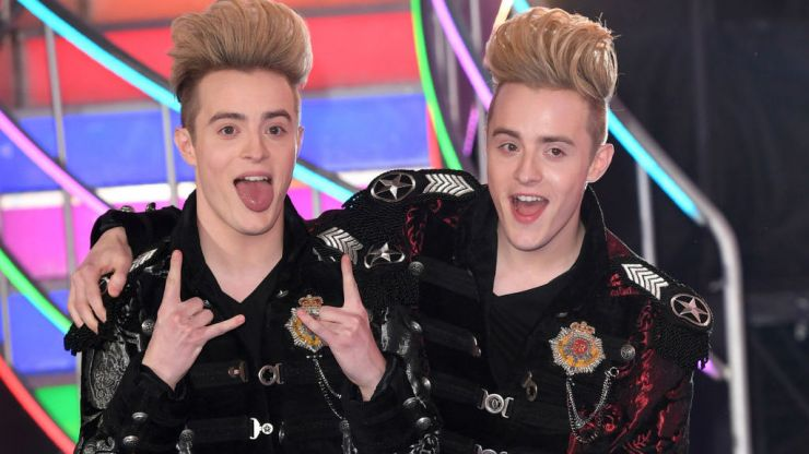 """Jedward's Edward Grimes rushed to hospital for emergency surgery after """"life-threatening situation"""""""