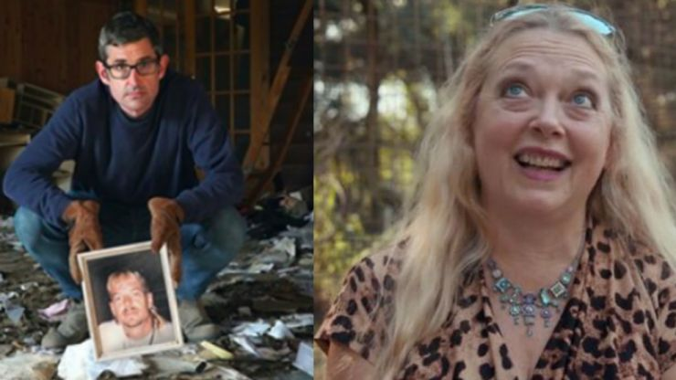 Louis Theroux meets Carole Baskin in new Tiger King documentary
