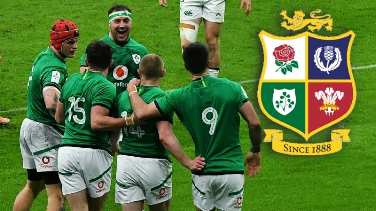 Four Irish players propelled into Lions debate after England hiding