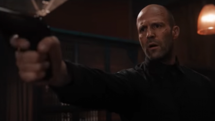 WATCH: Jason Statham and Guy Ritchie reunite in action thriller Wrath of Man