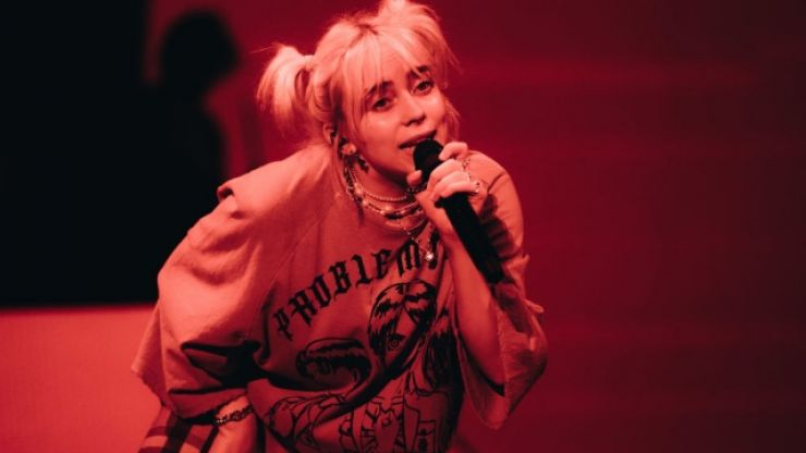 Billie Eilish to become youngest solo Glastonbury headliner in history