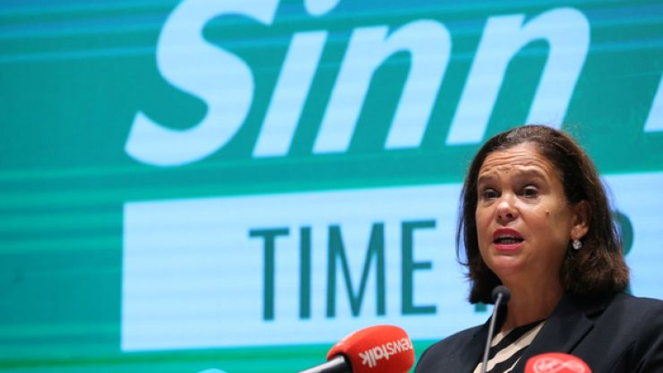 New opinion poll shows Sinn Féin in 10-point lead as most popular party