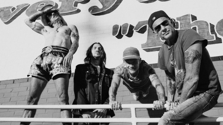 Red Hot Chili Peppers announce Dublin show as part of global stadium tour