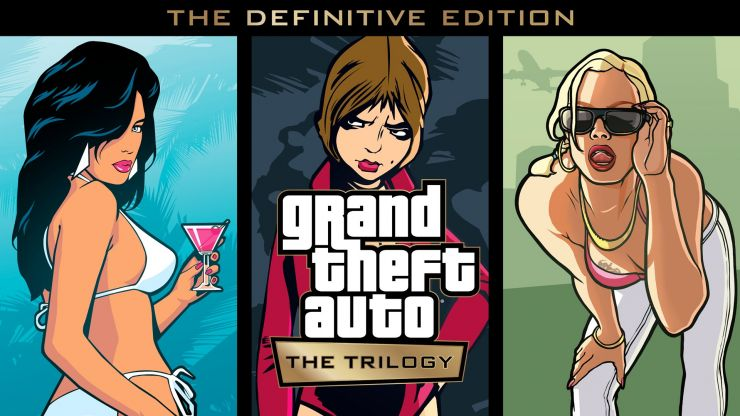 Three of the best GTA games are getting a next-gen release