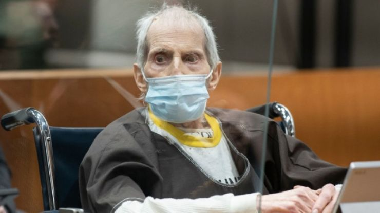 Robert Durst of The Jinx sentenced to life in prison for murder