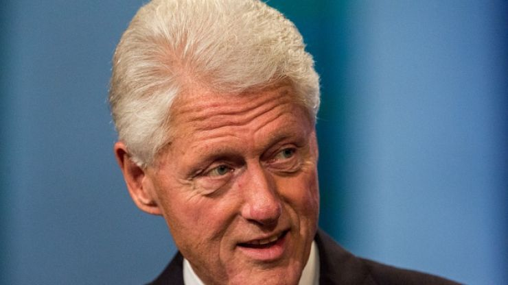 Bill Clinton rushed to hospital with blood infection
