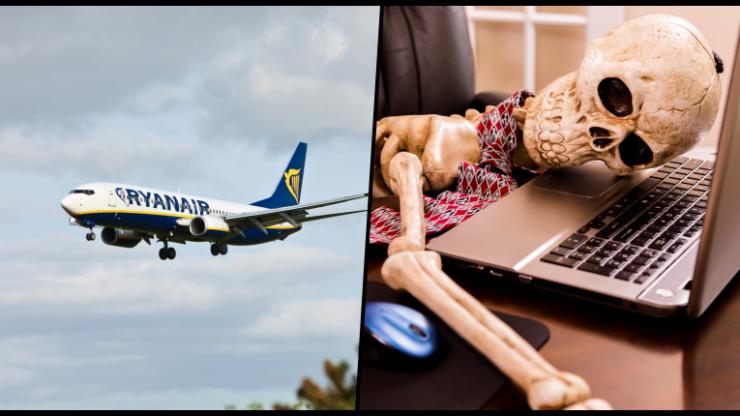 "Ryanair is seeking applicants for ""the worst job in Ireland"""