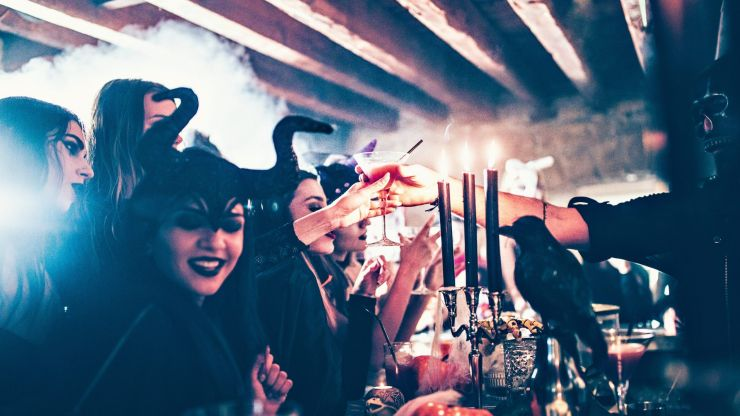 COMPETITION: Win tickets to this Dublin haunted house party with free cocktails, food and a live DJ